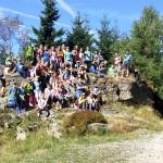 Škola v přírodě září 2015