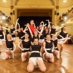 Maturitní a imatrikulační ples 17.2.2016 v Národním domě na Smíchově