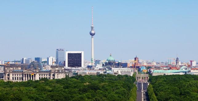Zájezd do Berlína 16.-17. června 2016