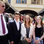 Gymnázium opět zabodovalo v soutěži  časopisu Freundschaft