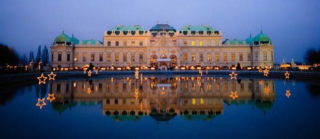 Zájezd do Vídně - 25. listopadu 2016
