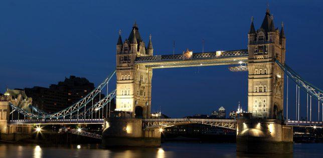 Zájezd do Anglie, 17. - 23. června 2017
