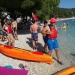Červnový zájezd do Chorvatského Zaostrogu