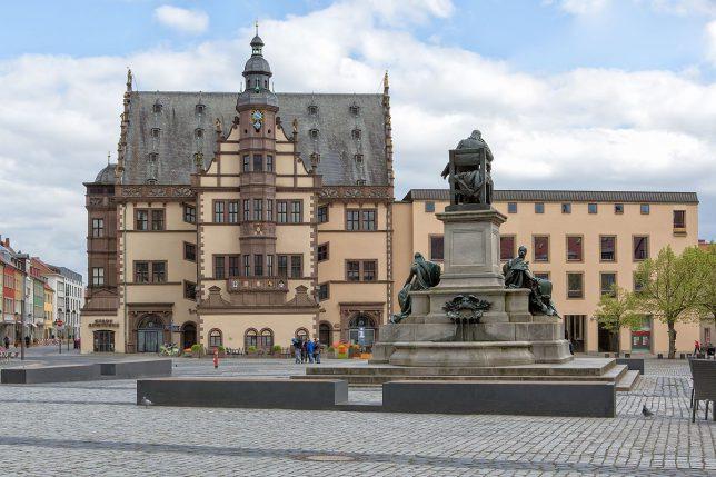 Výměnný pobyt německých studentů
