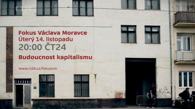 Upoutávka na Fokus Václava Moravce