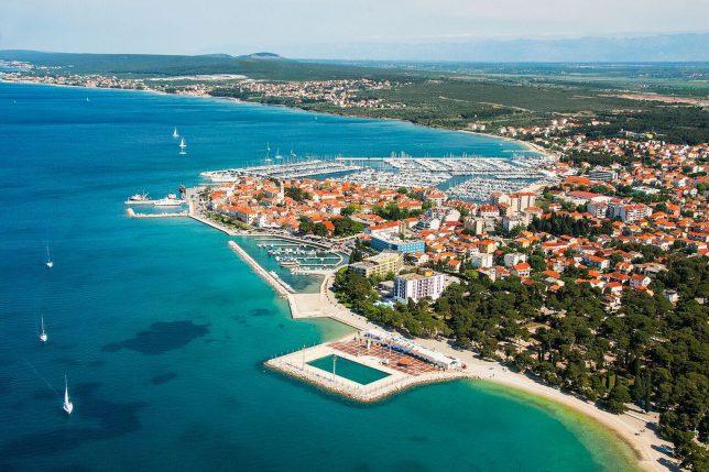 Sportovně turistický zájezd Chorvatsko