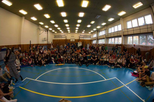 Studentský den 2017 - Horní Počernice