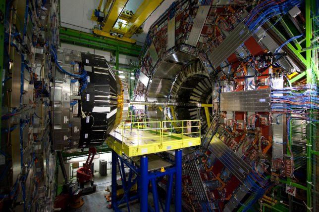 Zájezd do CERNu