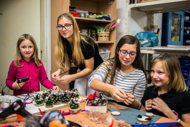 Projekt Občan - Děti bez rodinného zázemí