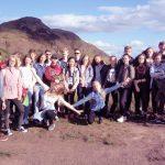 Jazykový kurz – Skotsko 2018