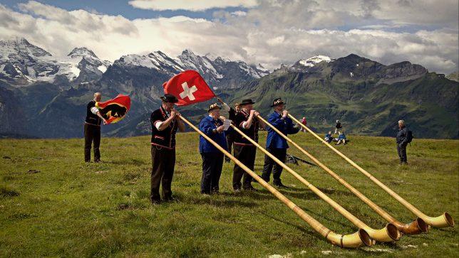 Poznávací zájezd Švýcarsko