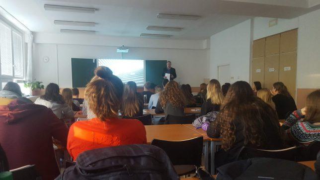 Příběhy bezpráví – přednáška PhDr. Jana Bureše, Ph.D., o Janu Masarykovi