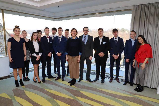 Projekt Evropský summit mladých diplomatů