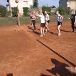 Turnaj ve vybíjené dívky (prima – tercie)