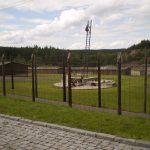 Návštěva pracovního tábora Vojna u Příbrami