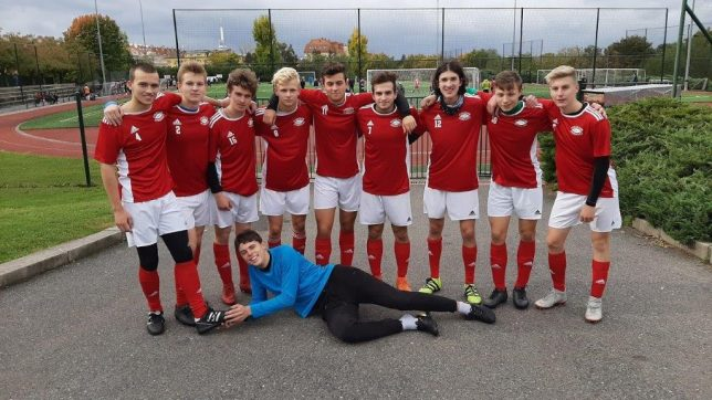 Turnaj v minifotbale středních škol