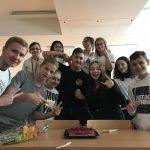 Studentský den na Černém Mostě