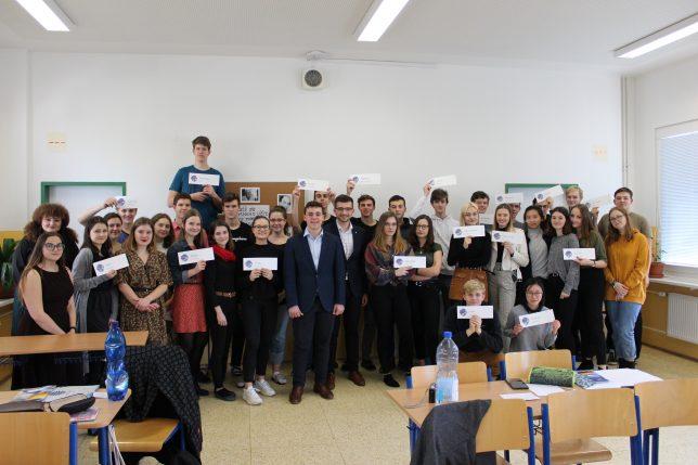 Evropský MiniParlament Mladých diplomatů