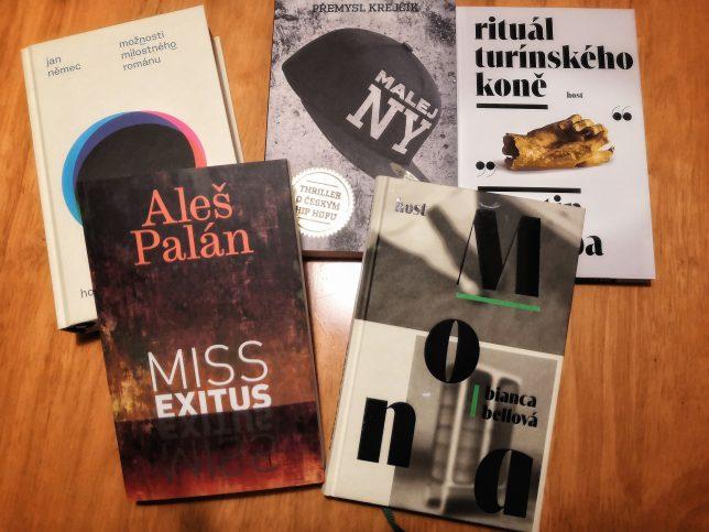 Cena Česká kniha