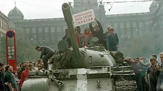 Pražské jaro 1968 aneb setkání  spolitologem