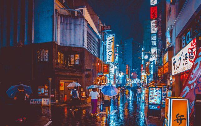 ZPočernic do Tokia