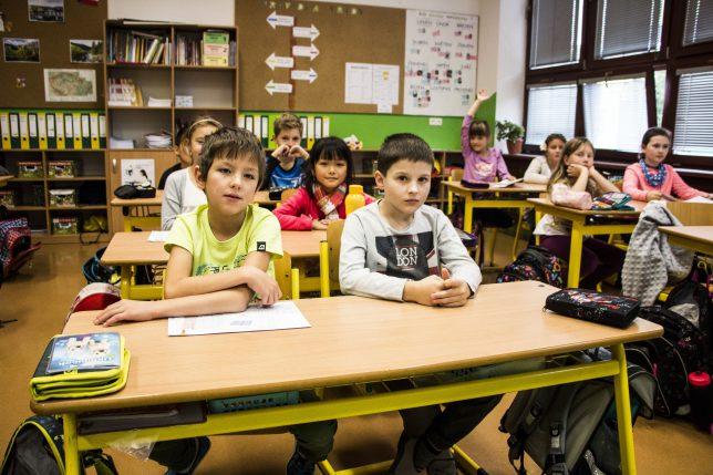 Schůzka zákonných zástupců budoucích žáků prim